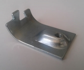 Backflow Stop Bracket A Zinc