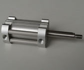 Double Action, Single Rod Pneumatic Cylinder