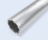 4 Meter 28mm Heavy Duty Round Aluminum Pipe