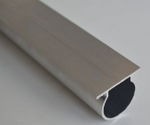 4 Meter 28mm Flat Pipe Aluminum