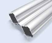 4 Meter 28mm Double Aluminum Pipe
