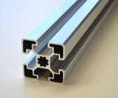 6 Meter 45x45mm T Slot Aluminum Extrusion