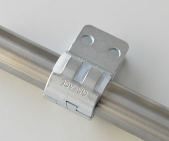 Center Clamp Hinge Set Nickel