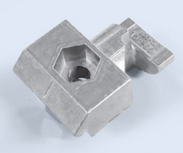 Single Tee Aluminum Square