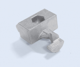 Single Tee Aluminum Square 40