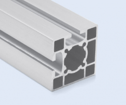 4 Meter 45mm 2-Sided T-Slot 2-Sided 90 Degree Square Aluminum Pipe