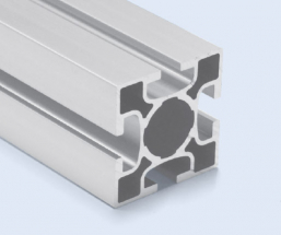 4 Meter 45mm 4-Sided T-Slot Square Aluminum Pipe