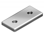 Connection Plate 45x45 Aluminum *Non-stock