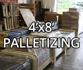 Pallet Fee for 4'x8'