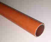 4 Meter 28mm T1 Pipe Orange